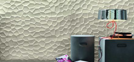 Terracruda Ragno: tiles
