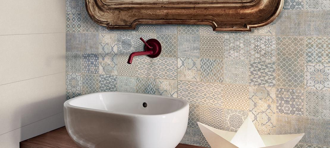 Trama: Ceramic tiles - Ragno_9165