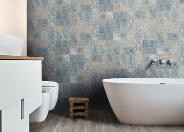 Woodclassic Ragno: tiles