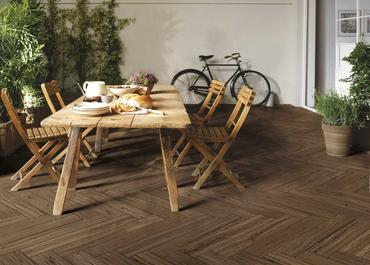 Woodstory Ragno: tiles