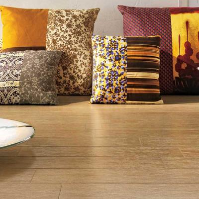 Arteak - glazed porcelain stoneware with wood effect