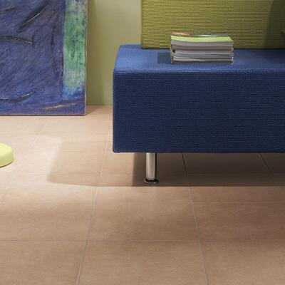 Creta - glazed porcelain stoneware for floor covering