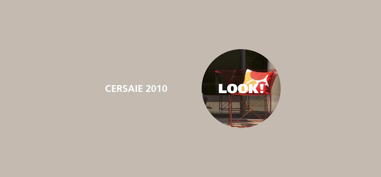 Cersaie 2010 - 28th September / 2nd October 2010