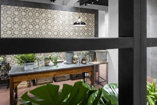 Ragno at Cersaie 2017: the stand and the new collections