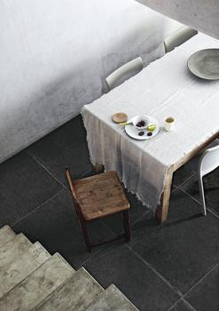 5 ways to combine stoneware styles and finisches for a contemporary kitchen