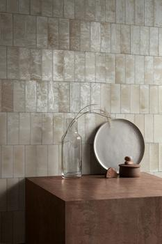 Industrial craftsmanship in the new Gleeze porcelain stoneware collection