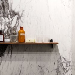 Maiora Paonazzetto, the new marble-effect stoneware with soft, elegant veining