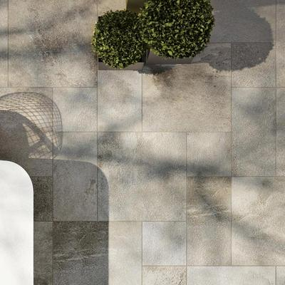 Stoneway_Barge Antica - outdoor flooring porcelain stoneware