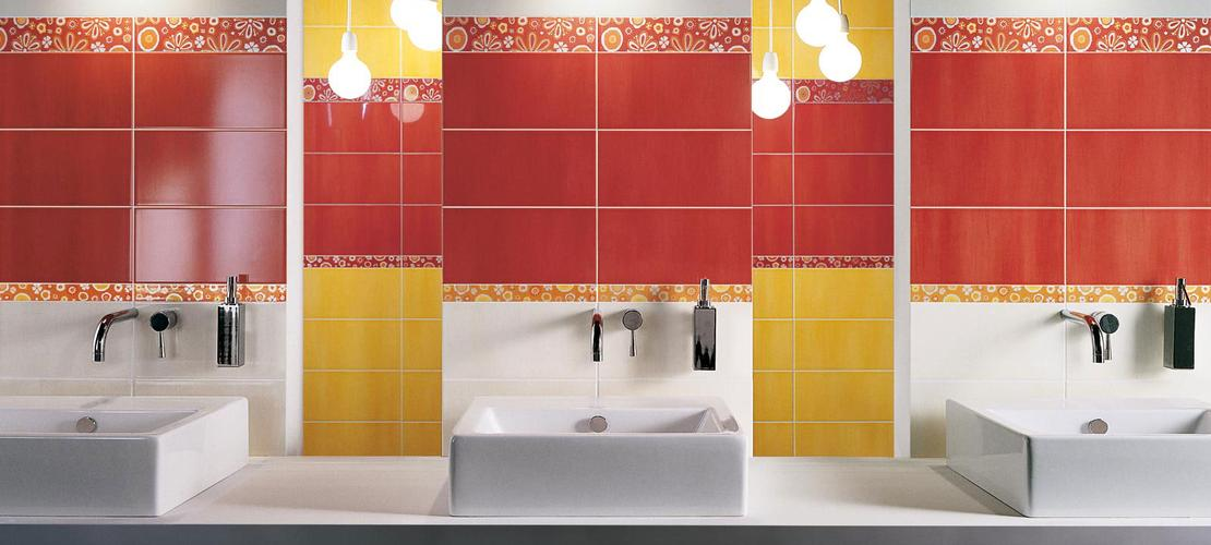 summer collection bright and luminous tiles ragno