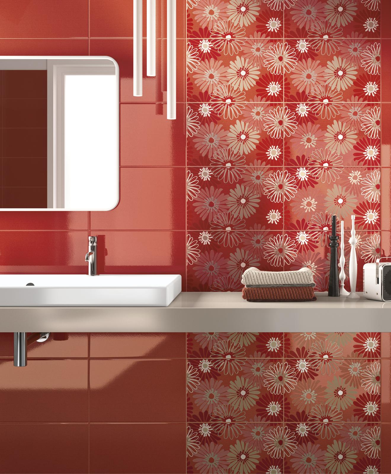 Circus collection wall tiles for interiors ragno - Piastrelle 10x10 bagno ...