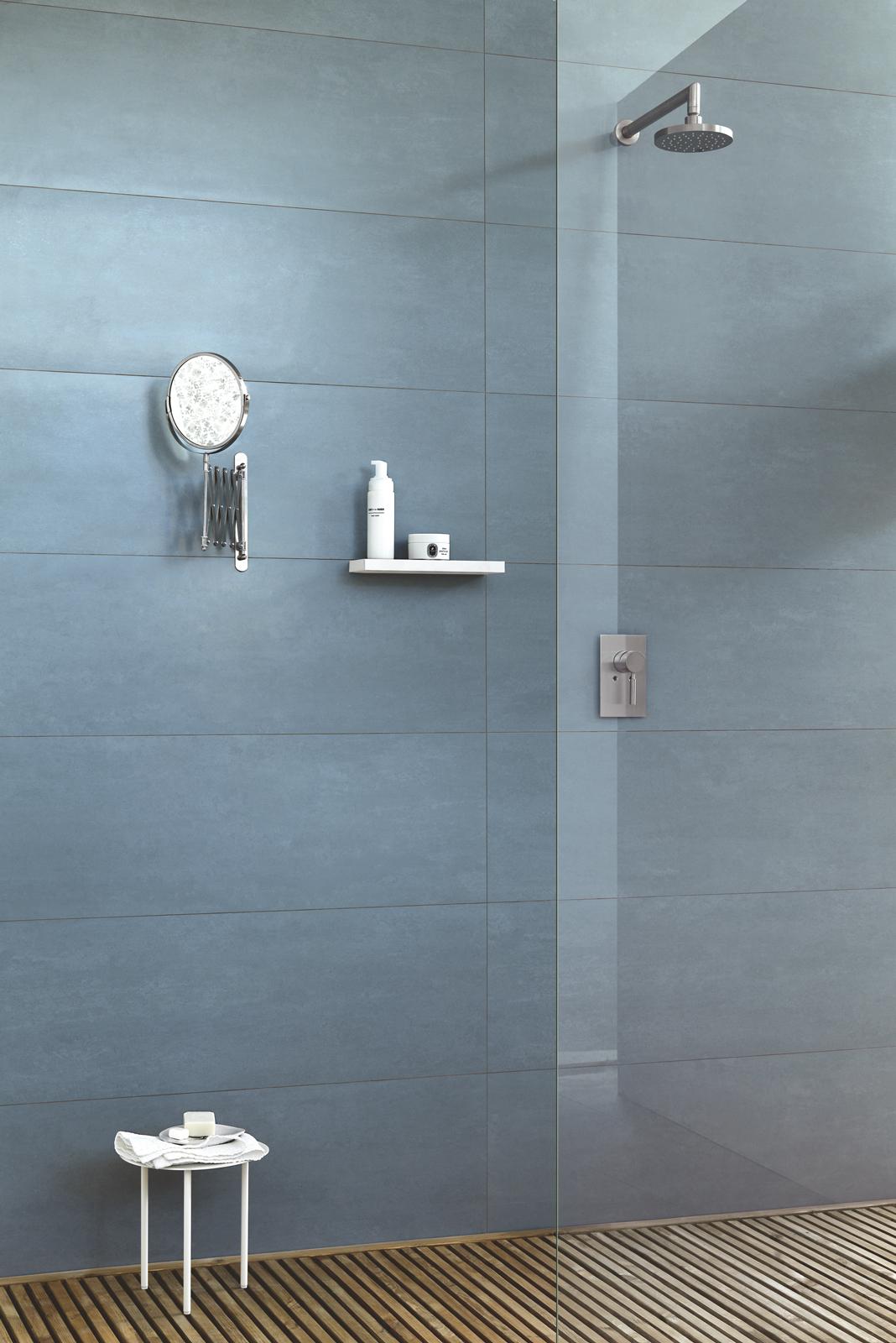 Concept Collection Concrete Porcelain Stoneware Ragno