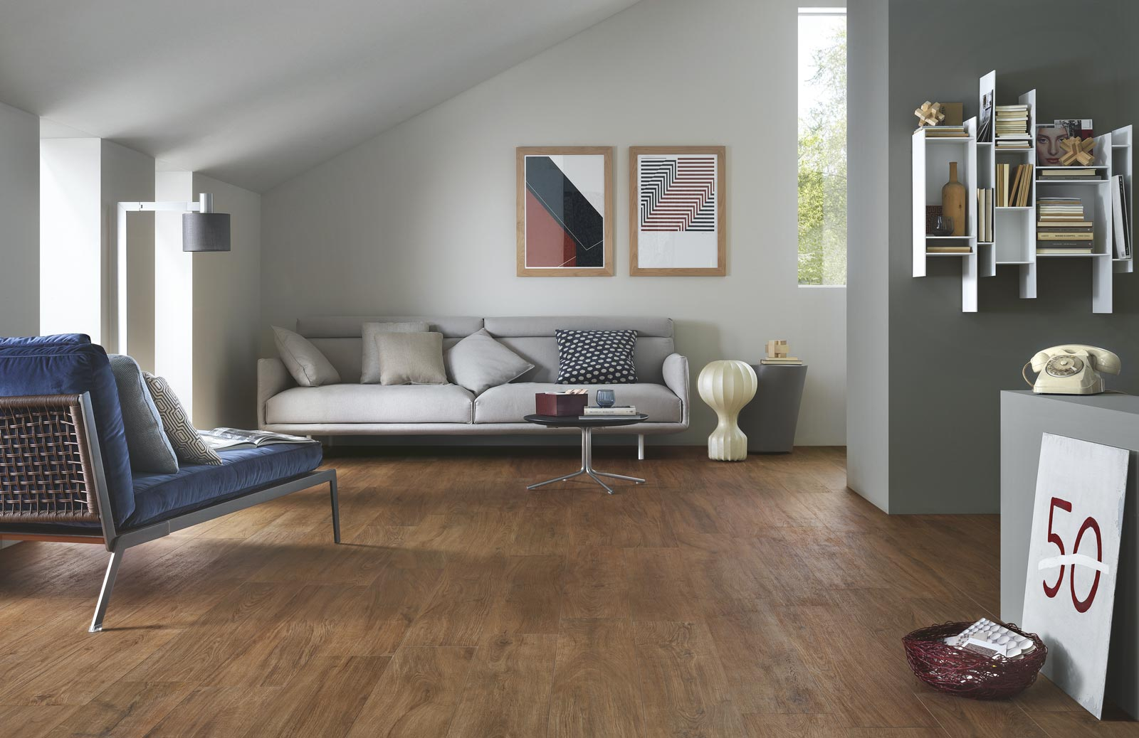 Parquet and Wood Effect Tiles