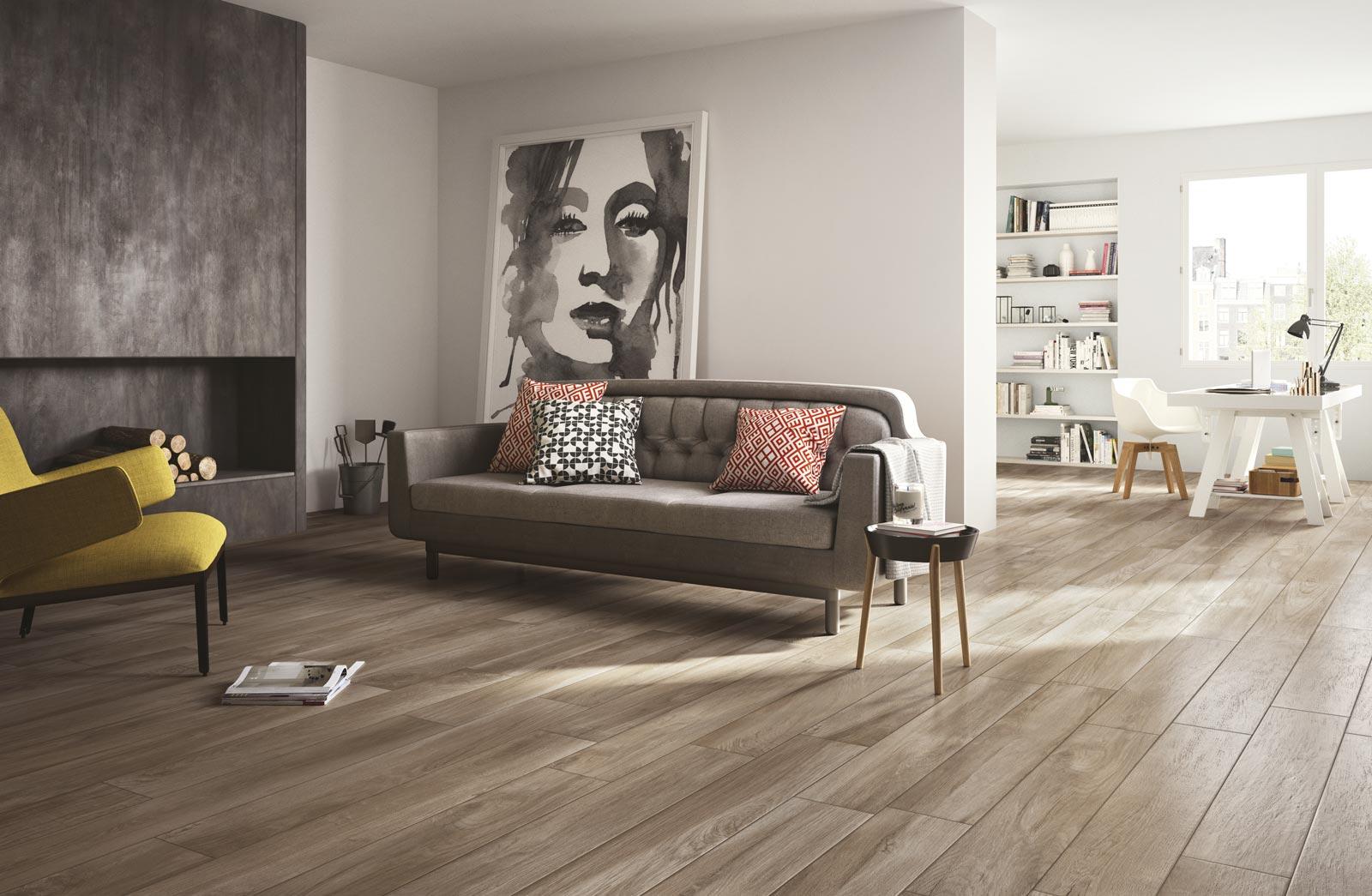 Woodplace wood effect porcelain stoneware ragno for Carrelage salle de bain tendance 2016