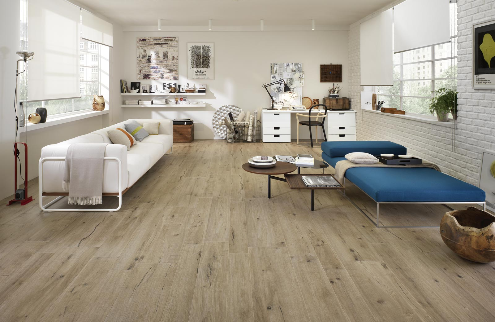 Woodtale collection wood effect stoneware tiles ragno for Gres porcellanato carrelage